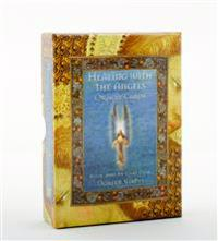 Healing with the angels oracle deck - Doreen Virtue - böcker (9781561706396)     Bokhandel