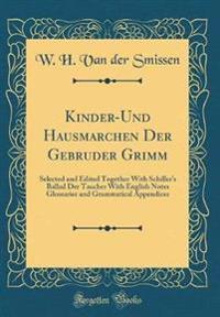 Kinder-Und Hausmarchen Der Gebruder Grimm