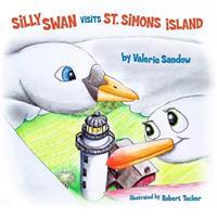 Silly Swan Visits St. Simons Island