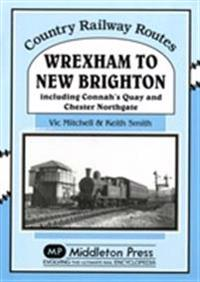 Wrexham to new brighton - including connahs quay and chester northgate