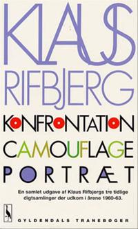 Konfrontation-Camouflage-Portræt