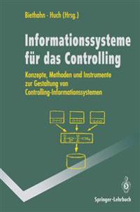 Informations-Systeme F�r Das Controlling