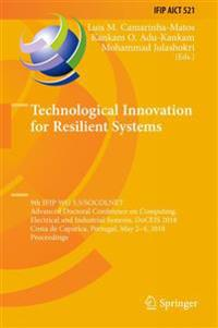 Technological Innovation for Resilient Systems