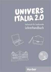 UniversItalia 2.0 B1/B2 -  Lehrerhandbuch