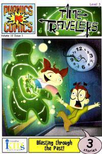 Phonic Comics: Time Travelers - Level 3
