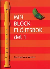 Min blockflöjtsbok. D. 1