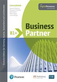 Business Partner B1+ w/ Digital Resources