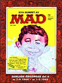MAD bok 6, årgång 1964-1965