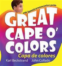 Great Cape O' Colors / Capa De Colores