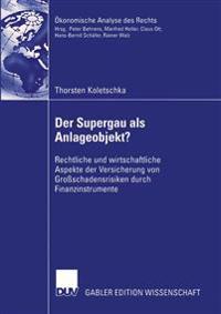 Der Supergau als Anlageobjekt?