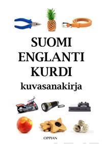 Suomi-englanti-kurdi kuvasanakirja