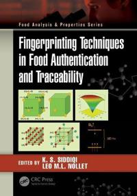 Fingerprinting Techniques in Food Authentication and Traceability