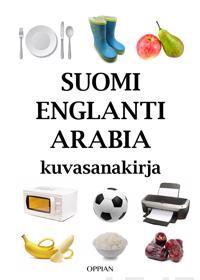 Suomi-englanti-arabia kuvasanakirja