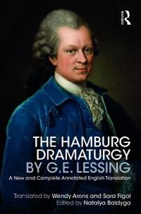 The Hamburg Dramaturgy by G.E. Lessing