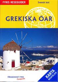 Grekiska öar : reseguide (med karta)