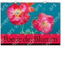 Poesie der Blumen 2019 - Posterkalender