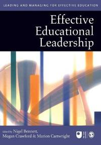Effective Educational Leadership