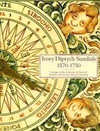 Ivory Diptych Sundials, 1570-1750
