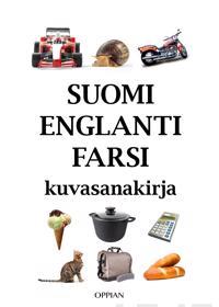 Suomi-englanti-farsi kuvasanakirja