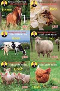 Bondegårdens dyr med Sebastian Klein