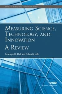 Measuring Science, Technology, and Innovation