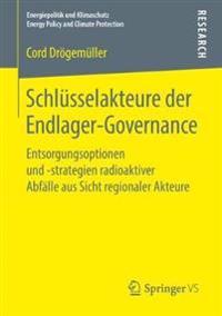 Schlüsselakteure Der Endlager-governance