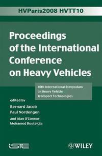 International Conference on Heavy Vehicles HVparis 2008