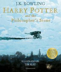 Harry potter and the philosophers stone - illustrated edition