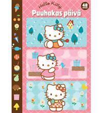 Hello Kitty Puuhakas Päivä Puuhakirja