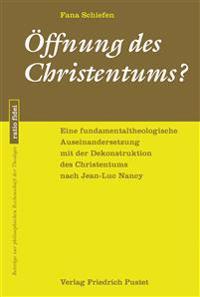 Öffnung des Christentums?