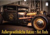 Au?ergew?hnliche Autos - Hot Rods (Wandkalender 2019 DIN A3 quer)