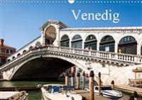 Venedig (Wandkalender 2019 DIN A3 quer)