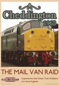 Cheddington 1963 : the mail van raid
