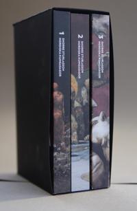Nordiska kungasagor. Box (del 1-3)
