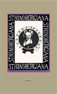 Strindbergiana - Artonde samlingen utgiven av Strindbergssällskapet
