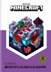 Minecraft Guide til: Fortryllelser og eliksirer
