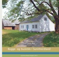 Bygge- og buskikk i Sunnhordland