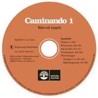Caminando 1 Lärobok ersättnings-cd (mp3), 3:e upplagan