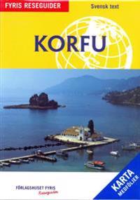 Korfu : reseguide (med karta)