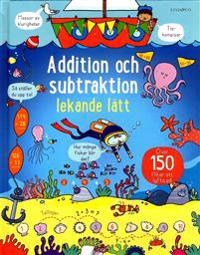 Addition och subtraktion - lekande lätt