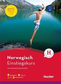 Einstiegskurs Norwegisch für Kurzentschlossene./ Buch + 1 MP3-CD + MP3-Download + Augmented Reality App