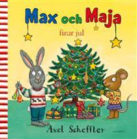 Max och Maja firar jul
