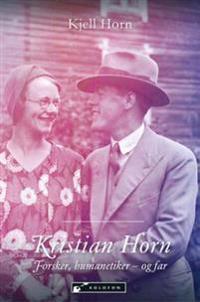 Kristian Horn - Kjell Horn pdf epub