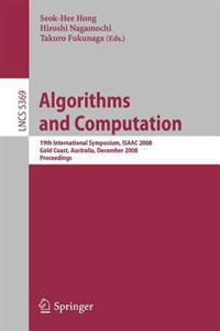 Algorithms and Computation