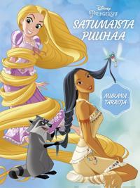 Disney Prinsessat - Satumaista puuhaa