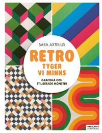 Retrotyger vi minns: grafiska och stiliserade mönster