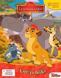 Leijonakaarti - Lue ja leiki