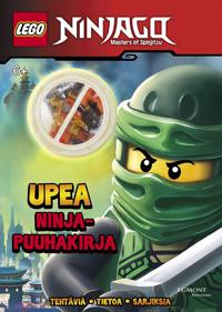Lego Ninjago - Upea Ninja-puuuhakirja