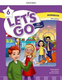 Let's Go: Level 6: Workbook with Online Practice