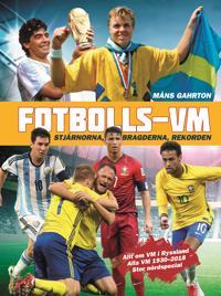 Fotbolls-VM  Stjärnorna, bragderna, rekorden